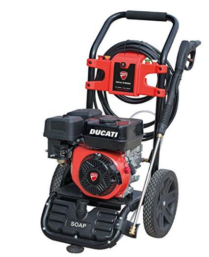 Ducati - Hidrolimpiadora gasolina